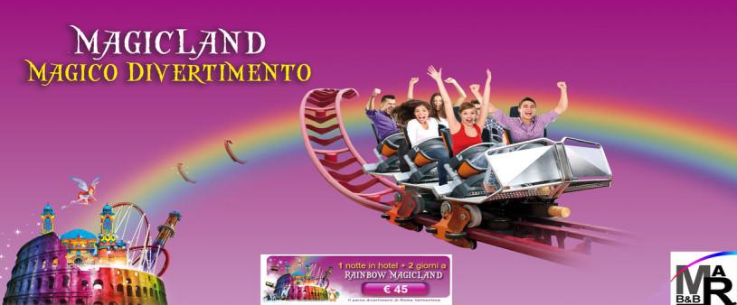 rainbow magicland prezzi