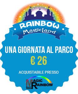rainbow magicland prezzi scontato