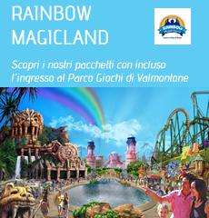offerta rainbow magicland