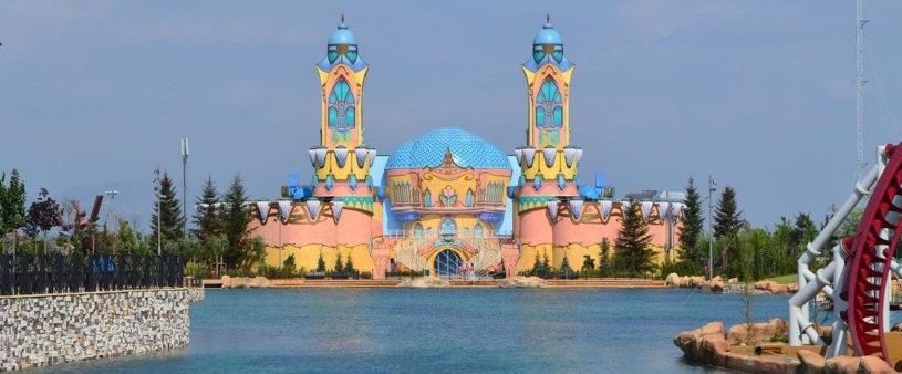rainbow magicland offerta famiglia
