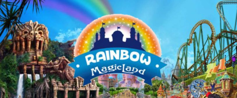 offerte rainbow magicland