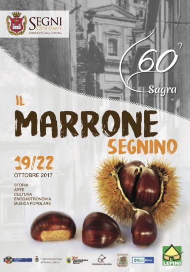 60ª Sagra del Marrone Segnino