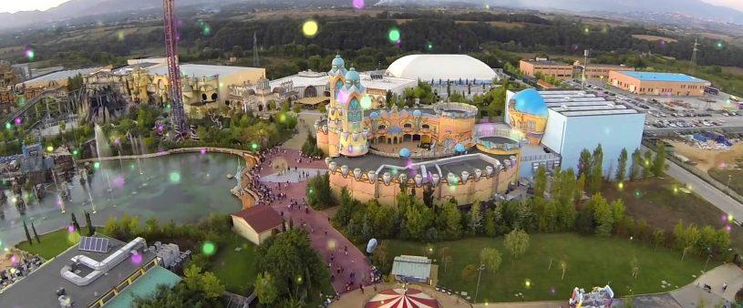 Rainbow Magicland Pasqua 2018