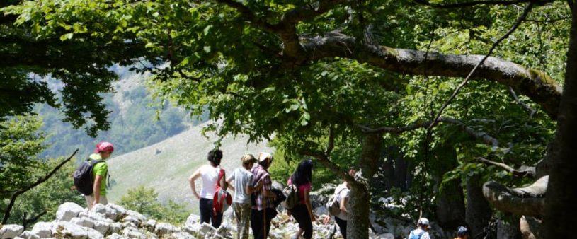 Escursione sui Monti Lepini