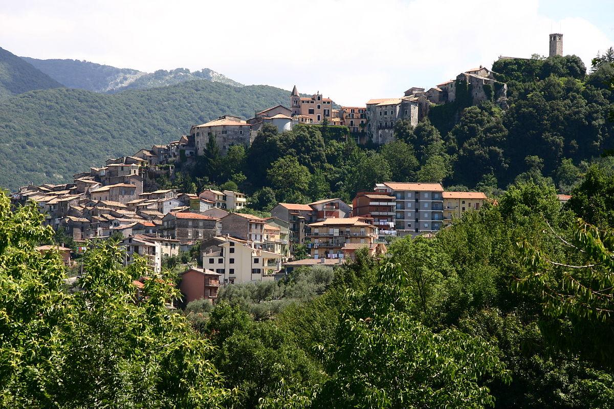 Borghi Medievali Carpineto Romano