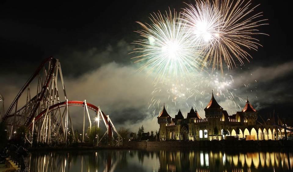 magicland fuochi artificio